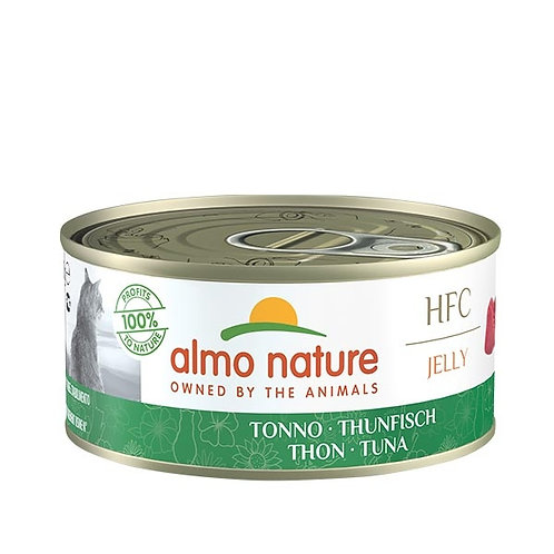 Almo Nature - HFC Jelly Tonno 150 Gr.