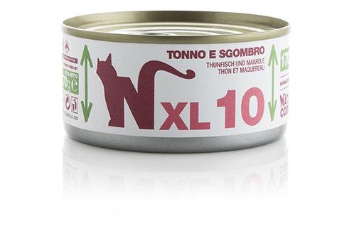 Natural Code Gatto Adult XL10 Tonno e Sgombro 170 Gr.