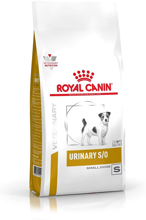 Royal Canin Cane Veterinary Urinary S/O Small Dog 1.5 Kg.