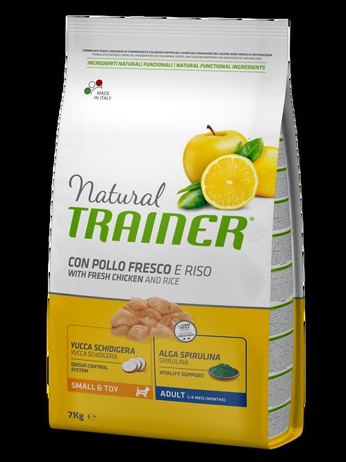 Natural Trainer Adult Mini Pollo 7 Kg.