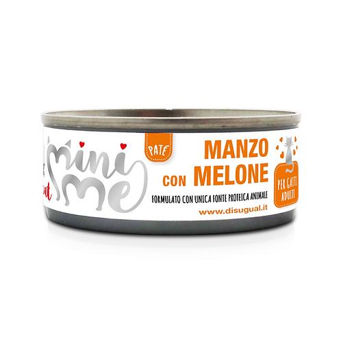 Disugual MiniMe Patè Manzo con Melone 85 Gr.