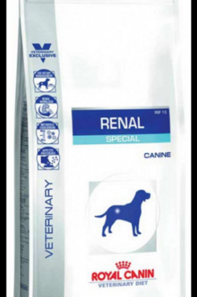 Royal Canin Cane Veterinary Renal Special 2 Kg.
