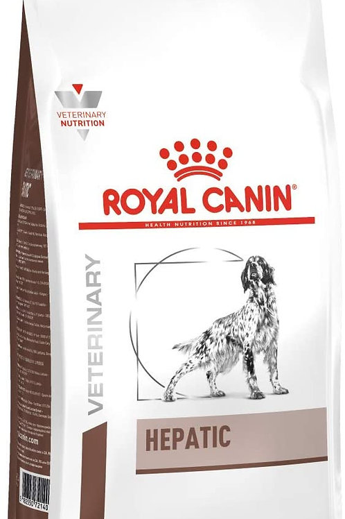 Royal Canin Cane Veterinary Hepatic 1.5 Kg.