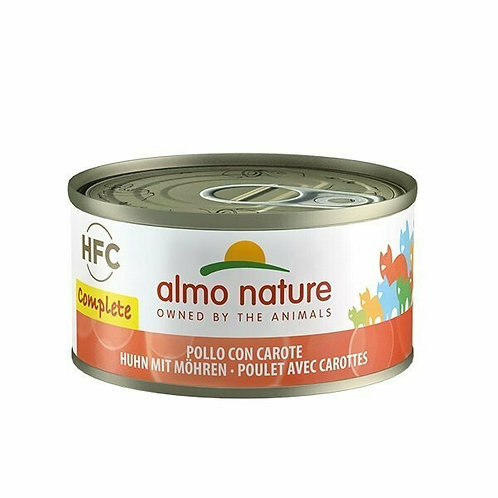 Almo Nature HFC Complete Pollo con Carote 70 gr
