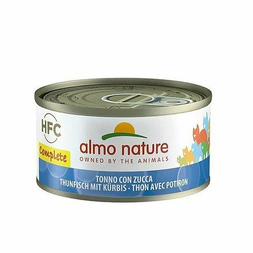 Almo Nature HFC Complete Tonno con Zucca 70 gr