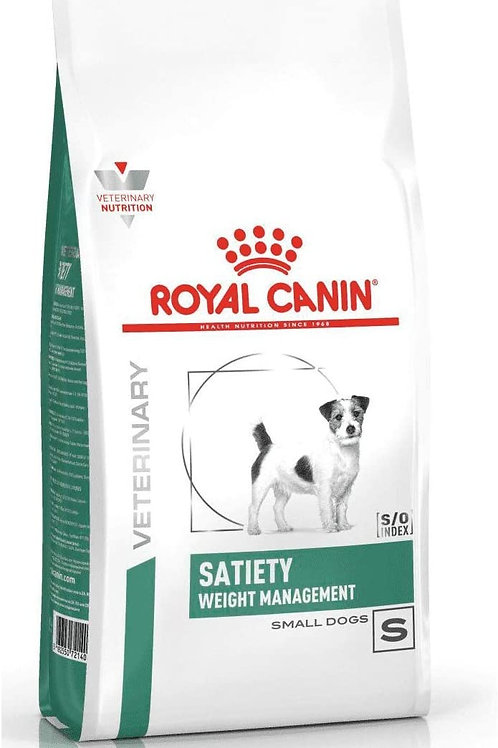 Royal Canin Cane Veterinary Satiety Weight Management Small Dog 1.5 Kg.