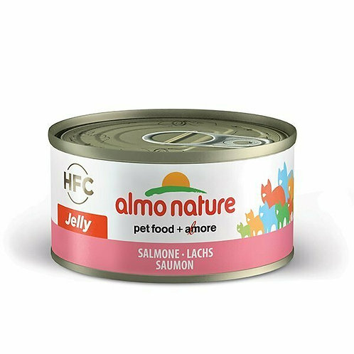 Almo Nature HFC Jelly Salmone 70 gr