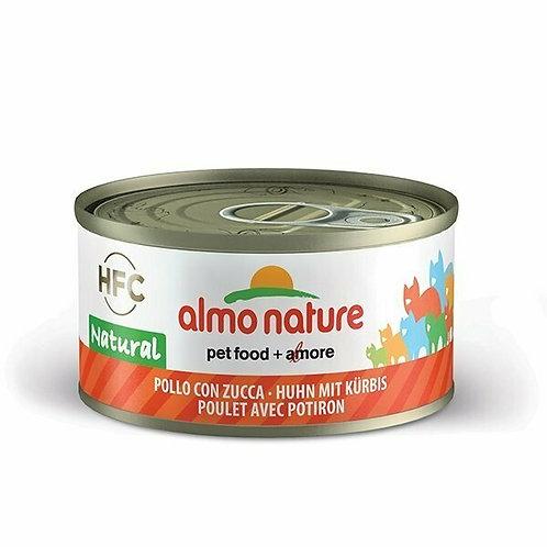 Almo Nature HFC Natural Pollo con Zucca 70 gr