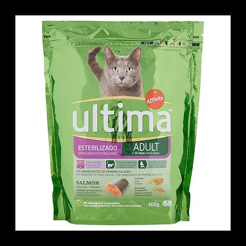 Ultima Cat Sterilizzato Adult Salmone 400 Gr.