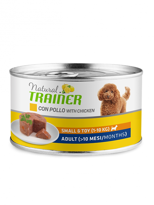 Natural Trainer Maintenance Adult Mini con Pollo 150 Gr.