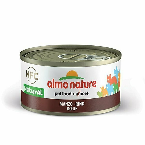 Almo Nature HFC Natural Manzo 70 gr