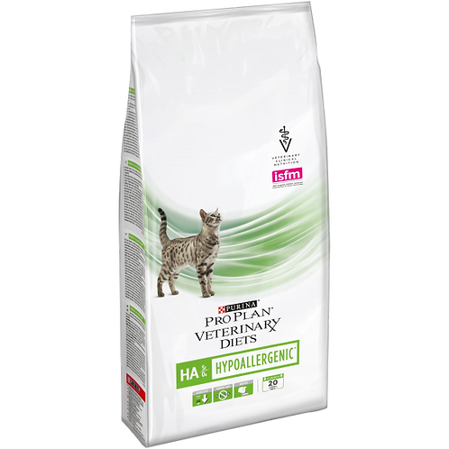PURINA PRO PLAN VETERINARY DIETS secco gatto HA Hypoallergenic St/Ox 1,3 Kg