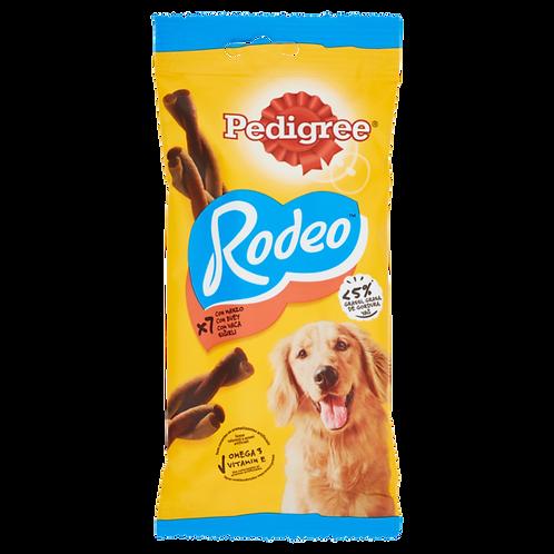 Pedigree Rodeo x7 snack con Manzo 123 gr.