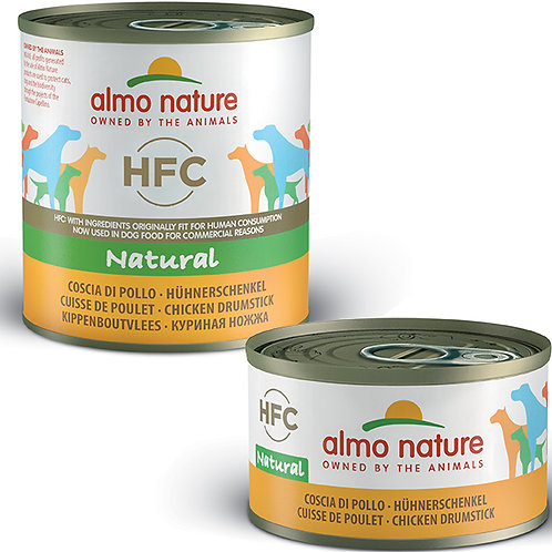 Almo Nature - HFC Natural Coscia di Pollo 95 Gr.
