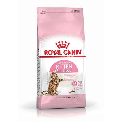 Royal Canin  Kitten Sterilised 400 Gr.