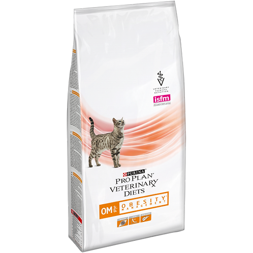 PURINA PRO PLAN VETERINARY DIETS secco gatto OM Obesity Management St/Ox 1,5 Kg
