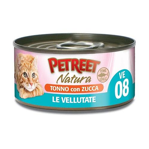 Petreet Natura Le Vellutate Tonno con Zucca 70 Gr.