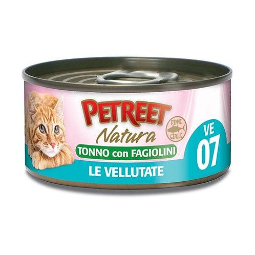 Petreet  Natura Le Vellutate Tonno con Fagiolini 70 Gr.