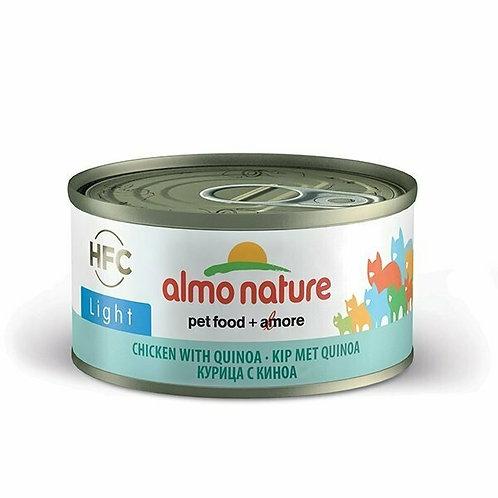 Almo Nature HFC Natural Light Pollo con Quinoa 70 gr