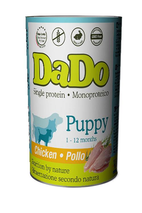 Dado Puppy Monoproteico al Pollo 400 Gr.