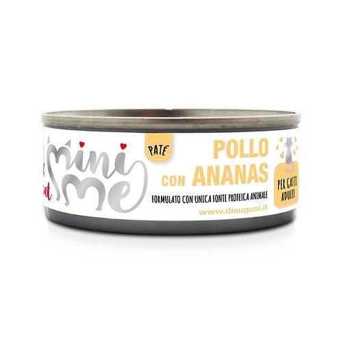 Disugual MiniMe Patè Pollo con Ananas 85 Gr.