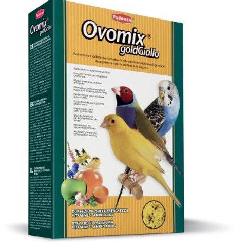 Padovan OVOMIX GOLD GIALLO Mangime Complementare per Uccelli Granivori