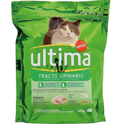 Ultima Cat Tratto Urinario con Pollo 400 Gr.