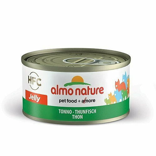 Almo Nature HFC Jelly Tonno 70 gr