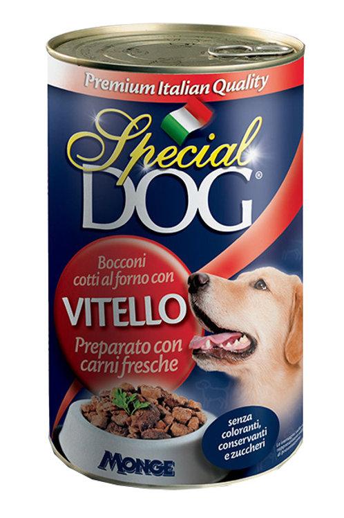 Special Dog Bocconi con Vitello 1275 Gr.