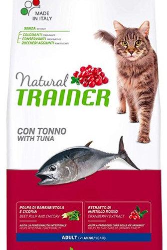 Natural Trainer - Adult con Tonno da 10 Kg