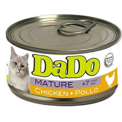 Dado Cat Mature Patè al Pollo 85 Gr.