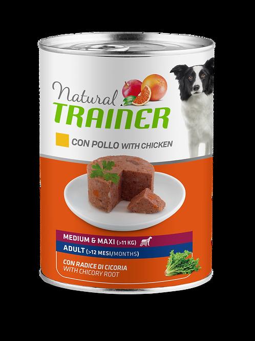 Trainer - Natural Adult Medium Pollo