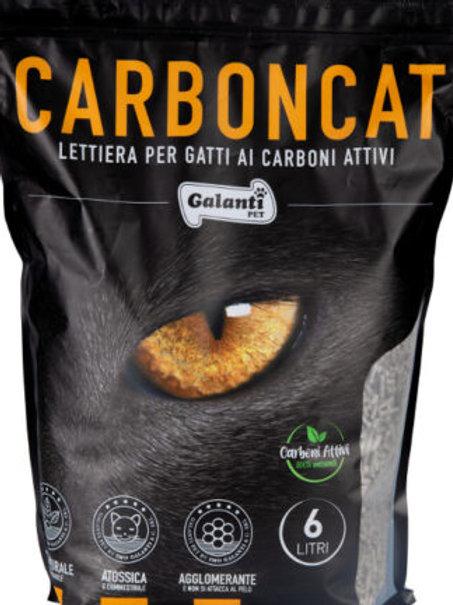 Lettiera Carboncat Carboni Attivi 6LT