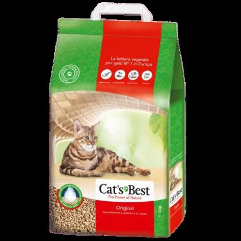 Cat's Best Lettiera Naturale Agglomerante Biodegradabile 3 Kg.