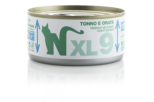 Natural Code Gatto Adult XL9 Tonno e Orata 170 Gr.