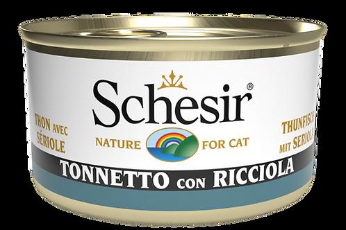 Schesir  Specialità di mare Tonnetto con Ricciola 85 Gr.