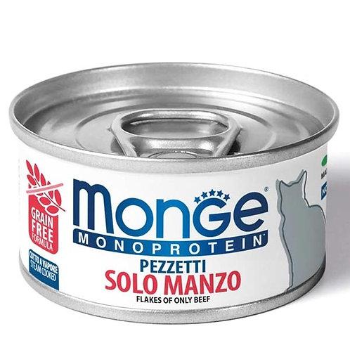 Monge - Monoproteico Pezzetti Solo Manzo
