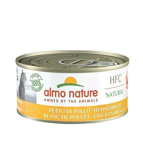 Almo Nature - HFC Natural Petto di Pollo 150 Gr.