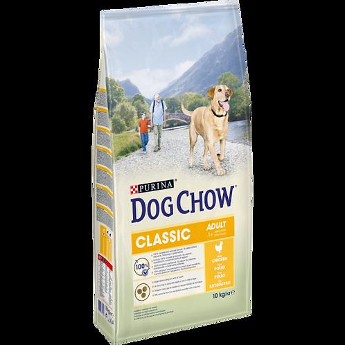 Purina DOG CHOW Classic Cane Adult Crocchette con Pollo 10 kg