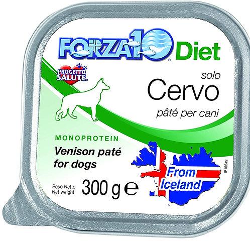 Forza 10 - Patè Iceland Solo Diet con Cervo 300g