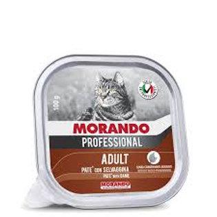 Morando Professional Adult Patè con Selvaggina 100 Gr.