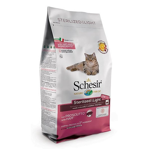 Schesir - Dry Line Sterilized & Light con Prosciutto