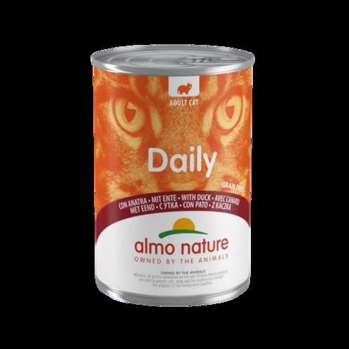 Almo Nature Dailymenu Con Anatra 400 Gr.