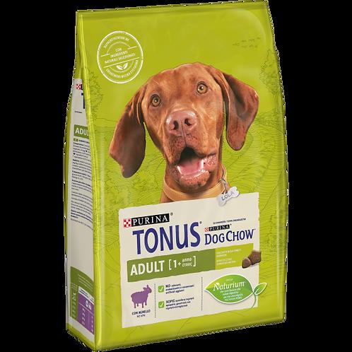 TONUS DOG CHOW Adult Cane Crocchette con Agnello 2,5 Kg.