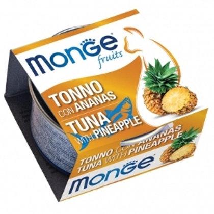 Monge - Natural Superpremium Fruits Tonno con Ananas