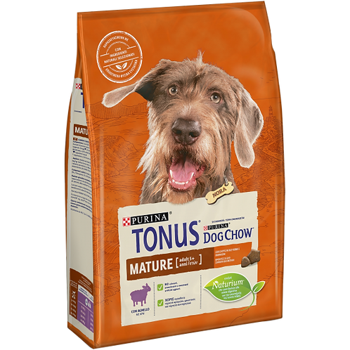 TONUS DOG CHOW Mature Adult Cane Crocchette con Agnello 2,5 Kg.