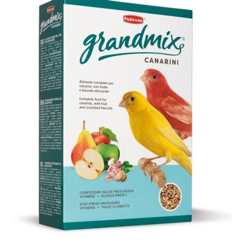 Padovan GRANDMIX CANARINI Mangime Completo per Canarini 1 Kg.