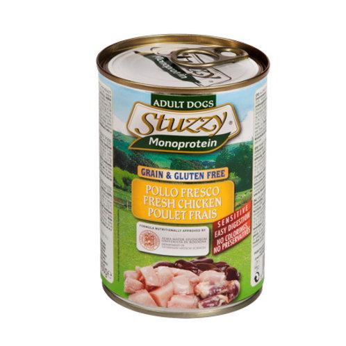 Stuzzy Monoproteico con Pollo 400 o 800 Gr.