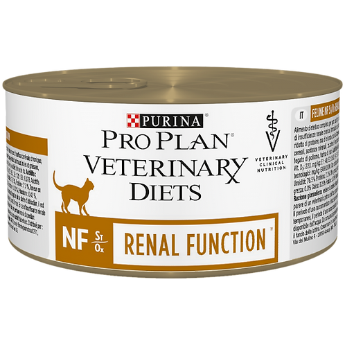 PURINA PRO PLAN VETERINARY DIETS umido NF Renal Function St/Ox 195 Gr.