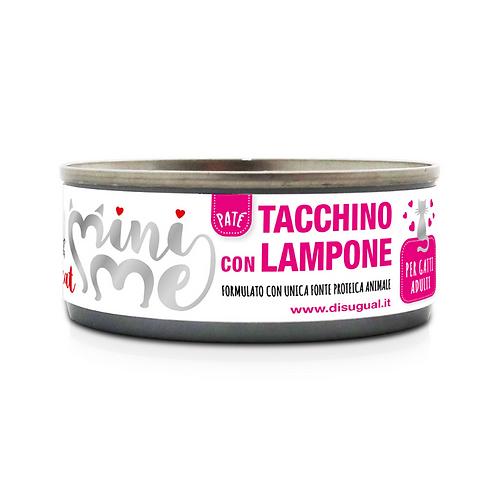 Disugual MiniMe Patè Tacchino con Lampone 85 Gr.